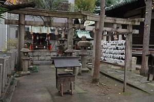 Kobore Inari Jinja  河堀稲生神社