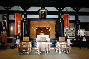 Ana Hachiman-Gū   穴八幡宮