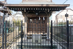 Shōzenbō Inari, Tōkyō Ōta-ku 正善坊稲荷 東京都大田区