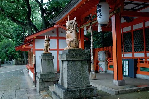 Ikuta Jinja  生田神社