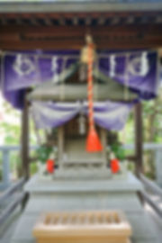 出世稲荷神社  Shussei Inari Jinja