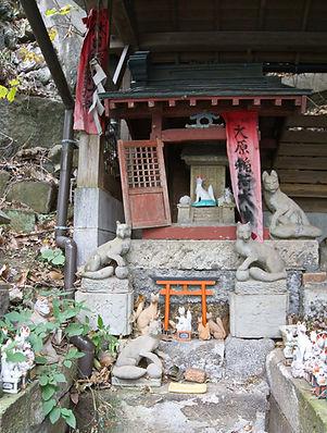 Ōhara Inari Ōkami   大原稲荷大神