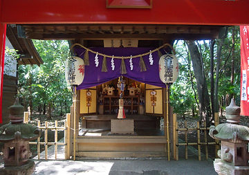 Sanbōkō-Jinja                  三宝荒神社