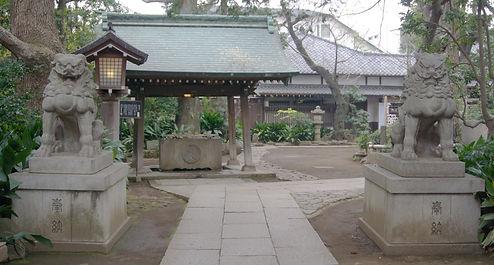 Okusawa Shrine 奥澤神社