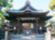 Ebara Jinja Dragons