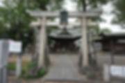 Noborito Inari-Sha  登戸稲荷社