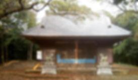 Sugiyama Shrine Yokohama Kohoku-ku   杉山神社 横浜港北区