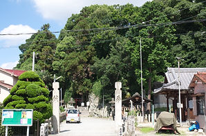 Takaoka Jinja 高岳神社