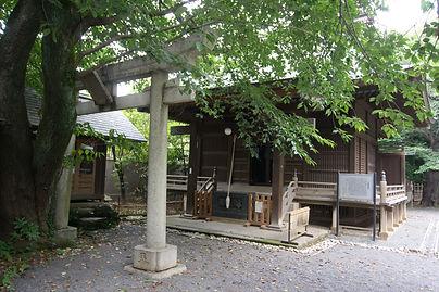 Issan Jinja 一山神社