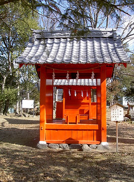 Ikushima-Tarushima Jinja  生島足島神社