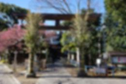 Ebara Jinja, Tōkyō, Shinagawa
