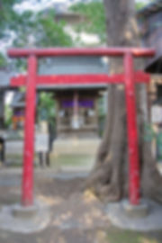 Atago Inari Sha   愛宕稲荷社