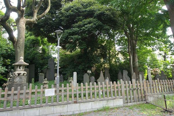 Reijin-no-Mori  霊神の杜