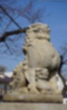 Tamagawa Suwa Jinja 多摩川諏訪神社