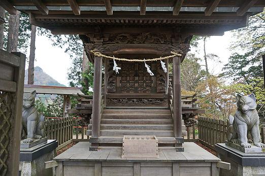 Ōguchimagami-sha大口真神社