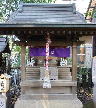 Noyashiki Inari Sha 野屋敷稲荷社