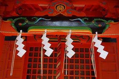 Tokumochi Jinja,   Tōkyō, Ōta-ku,  Ikegami 3-38-17