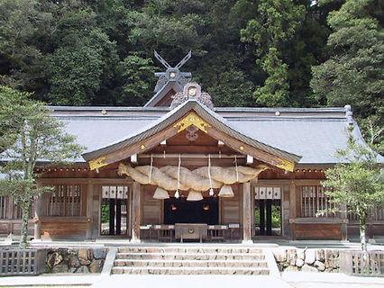 Kumano Taisha, Matsue 熊野大社