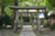 氷川神社 (大川町)   Hikawa Jinja (Ōkawa-chō)