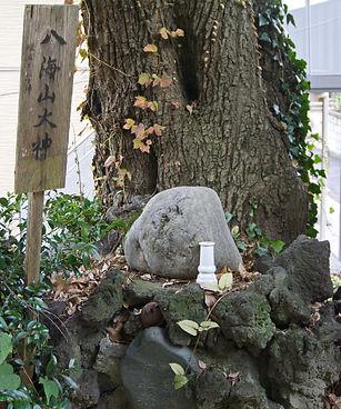 Hakkaisan Ōkami  八海山大神