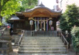 Ikejiri Inari Jinja   池尻稲荷神社