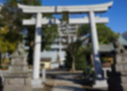 Sugiyama Shrine  杉山神社