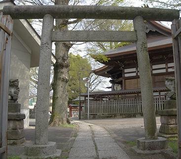 Takinogawa-Hachiman Jinja  滝野川八幡神社