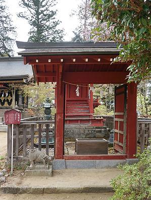 Sumemima-no-mikoto-sha皇御孫命社