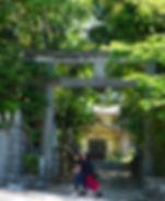 Tamagawa Jinja 玉川神社