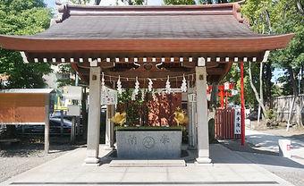 Tomioka Hachiman-Gū  富岡八幡宮