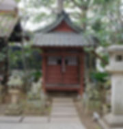 Inari Jinja  稲荷神社