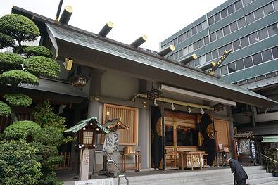 芝大神宮 Shiba Daijingū