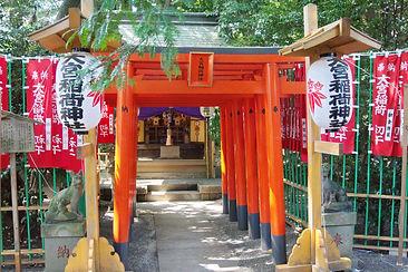 Ōmiya Inari Jinja 大宮稲荷神社