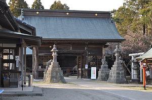 Yoshida Jinja  吉田神社