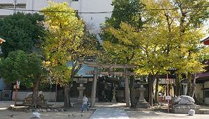 Sugawara Jinja  菅原神社