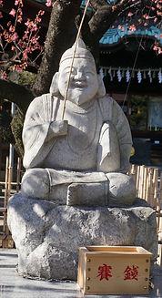 Ebisu Ebara Shrine  恵比寿  荏原神社