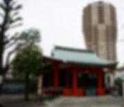 Azabu Hikawa Jinja  麻布氷川神社