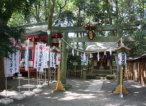 Ōmiya Tenman-Gū 大宮天満宮