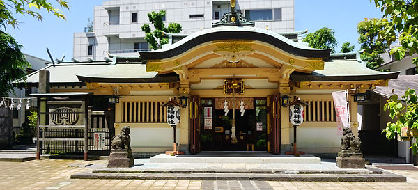 Takanawa Jinja 高輪神社