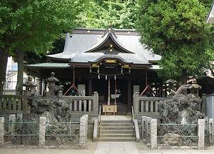 橋戸稲荷神社  Hashido Inari Jinja