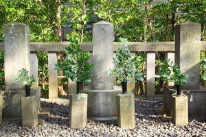 Yoshida Shōin's grave