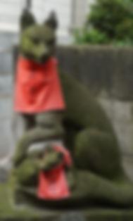 Kajiwara Inari Jinja  梶原稲荷神社