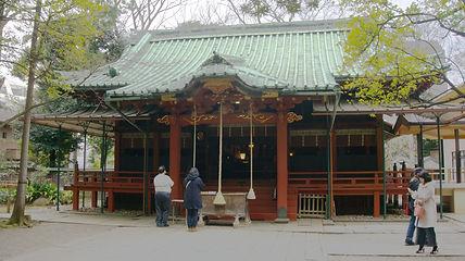 赤坂氷川神社 Akasaka Hikawa Jinja