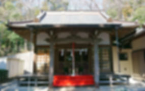 Sugiyama Shrine Chigasaki