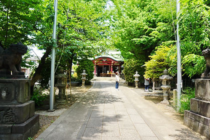Ichigaya-Kameoka-Hachiman-Gū  亀岡八幡宮市谷
