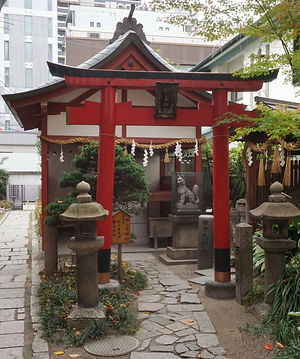 Goryō Jinja  御霊神神