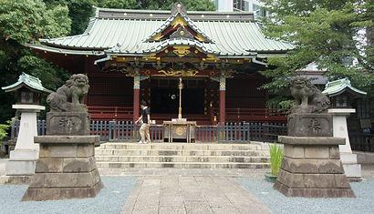 Konnō Hachiman-Gū 金王八幡宮