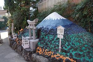 Fuji Sengen Jinja 富士浅間神社