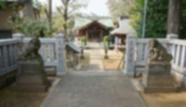 Tenso Jinja  天祖神社  Tōkyō, Itabashi