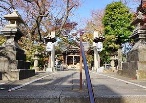 Takuzōsu Inari 澤蔵司稲荷